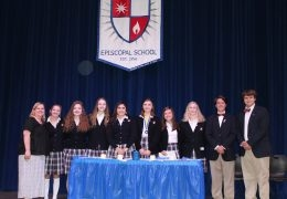 ASHS Theatre Students Inducted into the International Thespian Honor Society