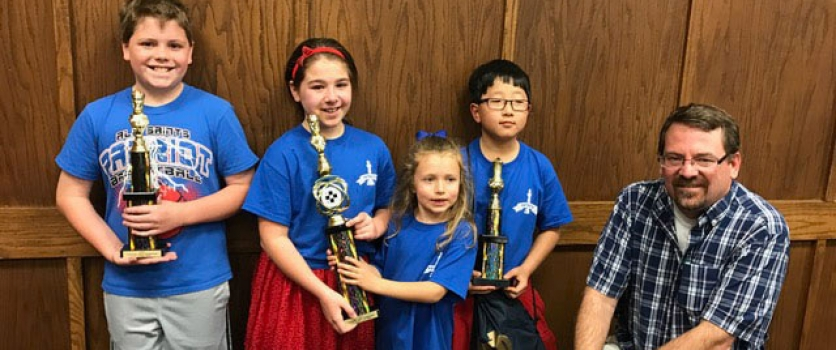 Chess Club has Strong Showing at Regionals