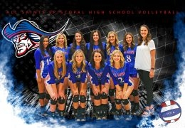 TAPPS 2A Volleyball All State & District Team Selections