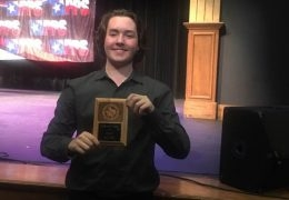 Rider Wins Best Actor at State Competition