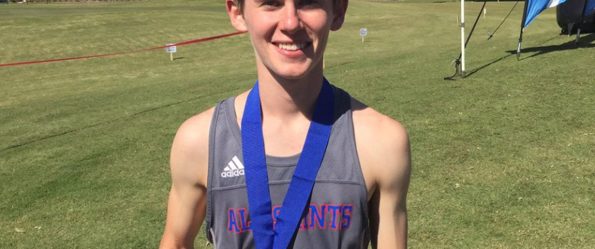 Ret Taylor – TAPPS 2A Cross Country Champion