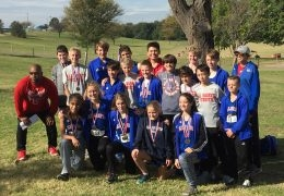 MS Cross Country Finishes Strong – WTCAA Champions