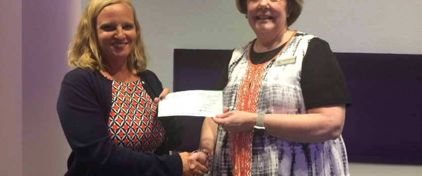 All Saints Preschool Music Teacher Receives Grant