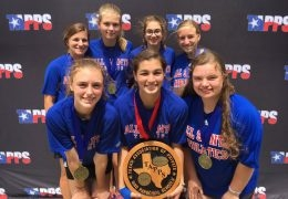 Girls Tennis Team Wins State, TAPPS 2A Division