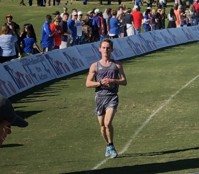 Taylor Earns TAPPS 2A State Cross Country Runner Up Title