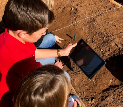 Connecting the Garden to the Classroom