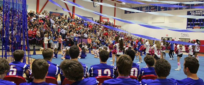 "Lone Star Varsity names ASHS ""Athletic Program of the Year""."