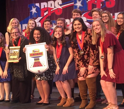 One-Act Play Receives TAPPS 2A State Runner-Up
